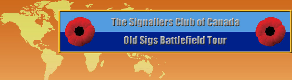 Old Sigs Battlefield Tour
